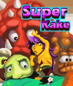 Super Kake Mobile Game