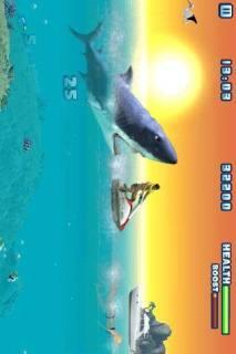 Hungry Shark 2 Mobile Game