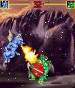 DragonFury 3.5 Mobile Game