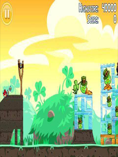 Angry Birds Seasons 1.4.0 Mobile Game
