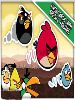 Angry Birds 1.5.3 Mobile Game