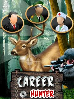 Career Hunter 128x160 Mobile Game