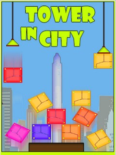 Tower In City Mobile Game