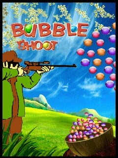 Bubble Shoot Mobile Game