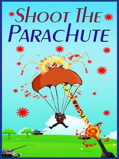 Shoot The Parachute Mobile Game