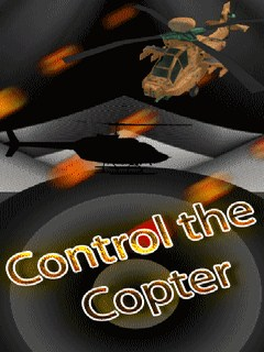 Control The Copter Mobile Game