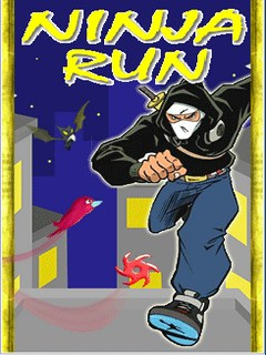 Ninja Run Mobile Game