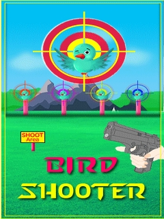 Bird Shooter Mobile Game