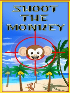Shoot The Monkey Free Mobile Game