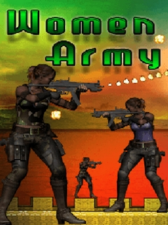 Women Army Mobile Game