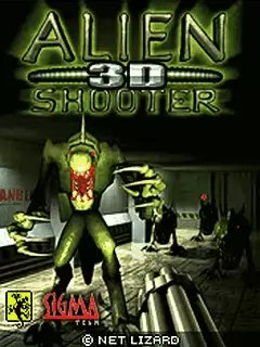 Aline 3D Shooter Mobile Game