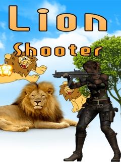 Lion Shooter Mobile Game