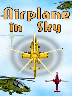 Airplane In Sky Mobile Game