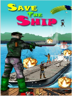 Save The Ship Mobile Game
