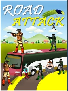 Road Attack Mobile Game