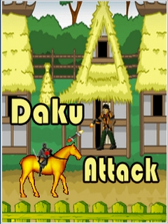 Daku Attack Mobile Game