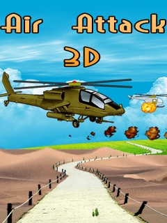 Air Attack 3D Mobile Game