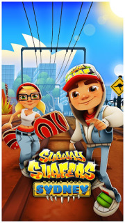 Subway Surfers For Android Game V 1.11.0 Mobile Game