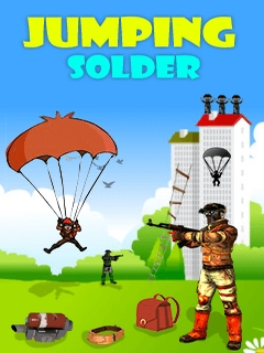 Jumping Soldier Mobile Game