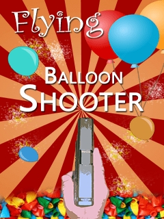 Flying Balloon Shooter Mobile Game