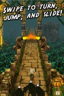 Temple Run For Android Game V1.0.8 Mobile Game