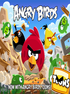 Angry Birds For Android Game V 3.2.0 Mobile Game