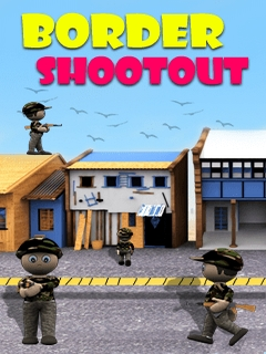Border Shootout Mobile Game