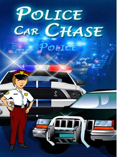 Police Car Chase Mobile Game