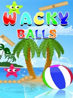 Wacky Balls Mobile Game