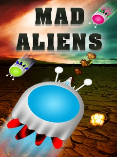Mad Aliens Mobile Game