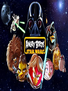 Angry Birds Star Wars For Android Phones  V1.3.0 Mobile Game