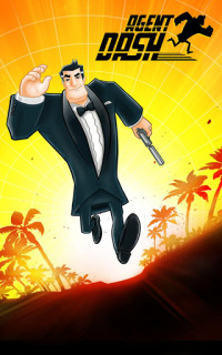 Agent Dash For Android Phones Game V2.0.1 Mobile Game