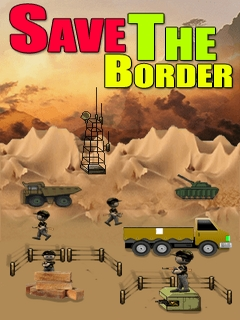 Save The Border Mobile Game