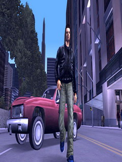 GTA 3 Grand Theft Auto For Android Phones V1.4 Mobile Game
