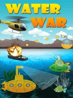 Water War Mobile Game