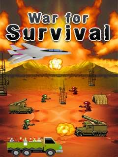 War For Survival Mobile Game