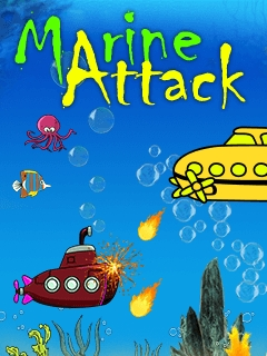 Marine Attack Mobile Game