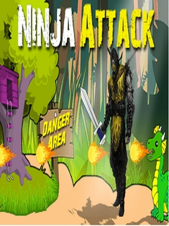 Ninja Attack Mobile Game
