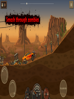 Earn To Die Lite For Android Phones V1.0.7 Mobile Game