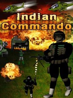 Indian Commando Mobile Game