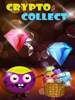 Crypto Collect 128X160 Mobile Game