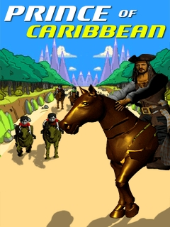 Prince Of Carribean Mobile Game