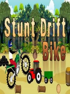 StuntDriftBike Mobile Game