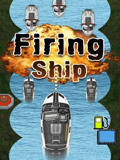 Firing Ship Mobile Game