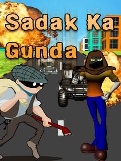 Sadak Ka Gunda Mobile Game