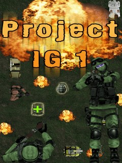 Project IG1 128X160 Mobile Game