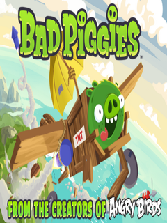 Bad Piggies For Android Phones V1.4.0 Mobile Game