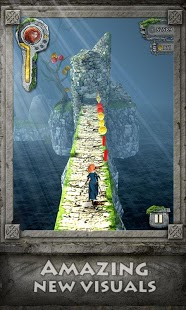 Temple Run Brave For Android Phones V1.5 Mobile Game