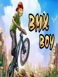 BMX Boy For Android Phones V1.5 Mobile Game