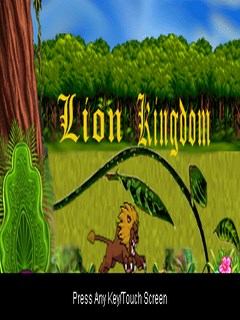 Lion Kingdom Mobile Game